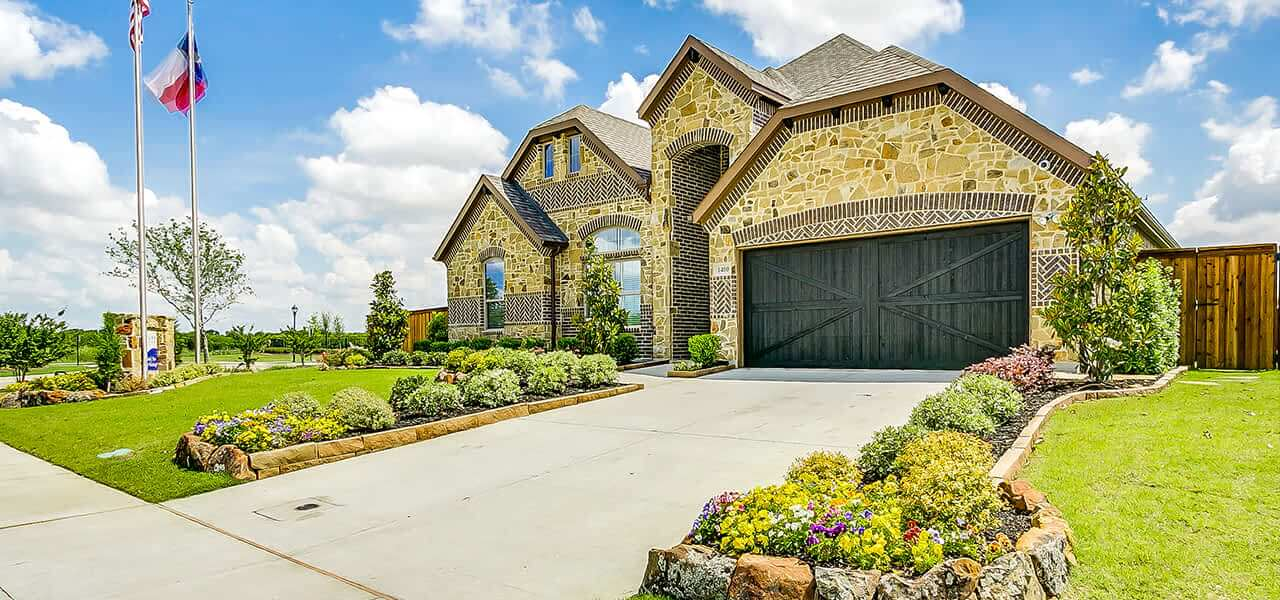5 - New Home Community in DFW